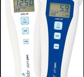 جهاز قياس الاملاح