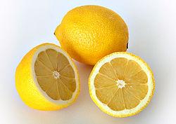 ليمون شعيري [حبة صفراء كبيرة ]